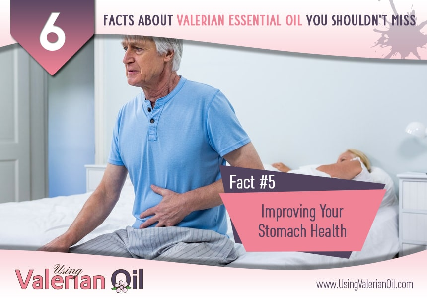 valerian essential oil uses